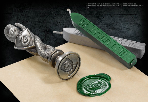 Slytherin Wax Seal - Harry Potter