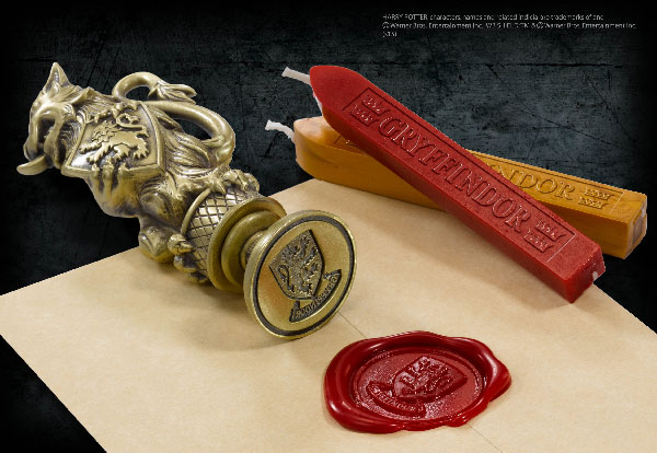 Sello Gryffindor - Harry Potter