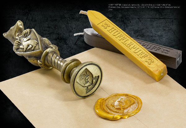 Hufflepuff Wax Seal - Harry Potter