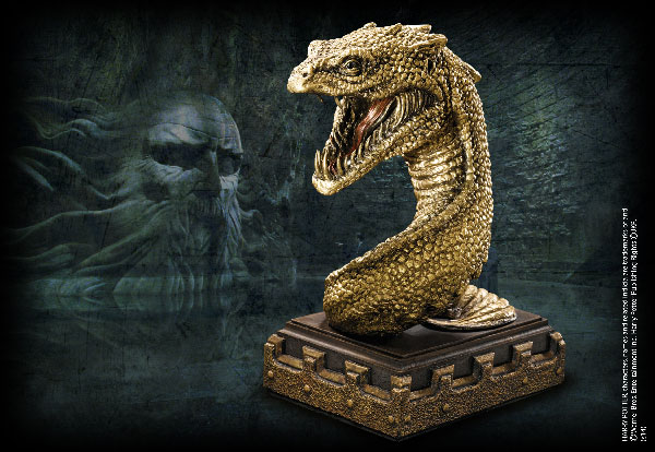 1 Book end - The Basilisk