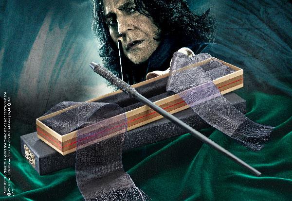 Varita mágica - Severus Snape