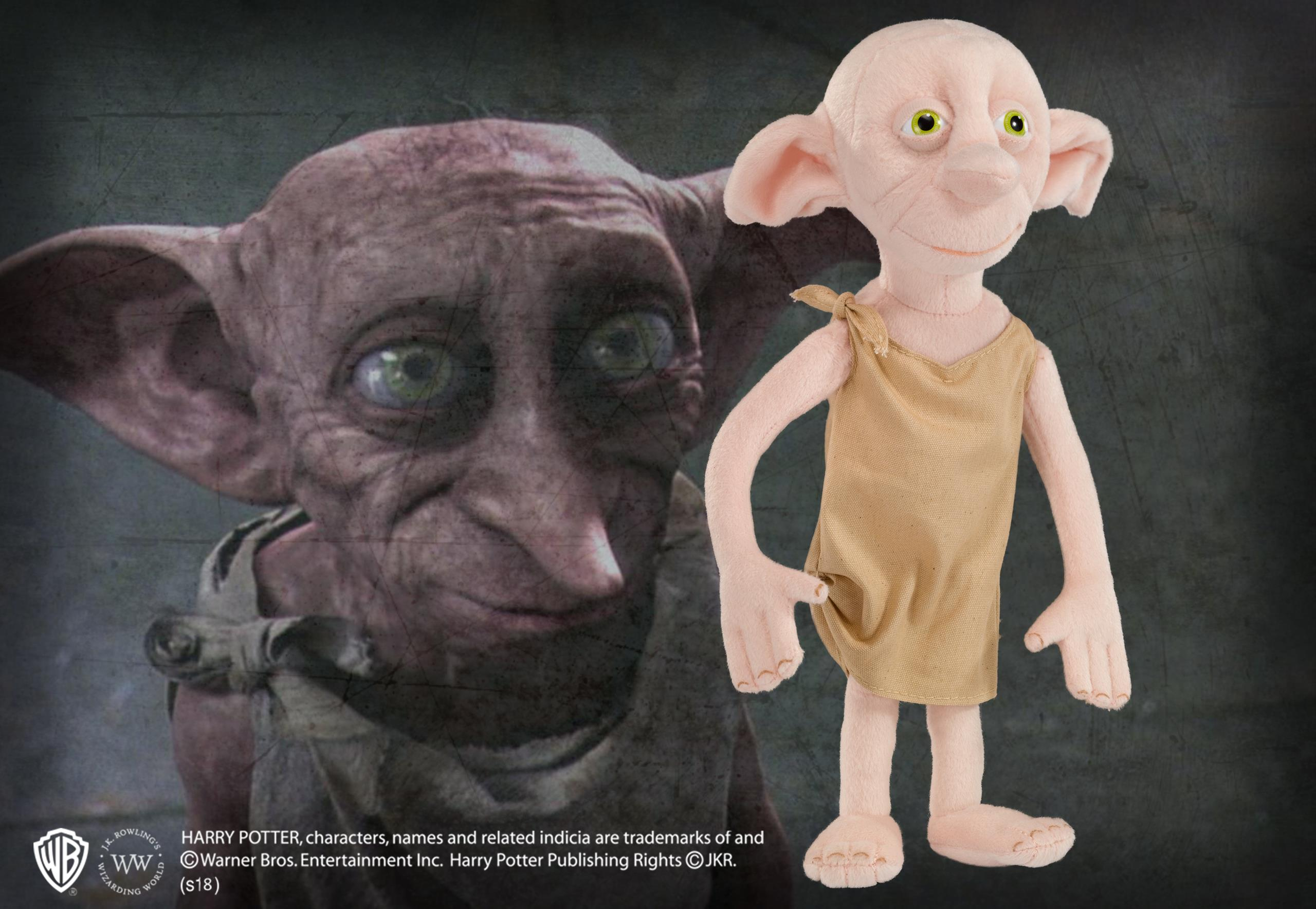 Dobby big Plush - Harry Potter