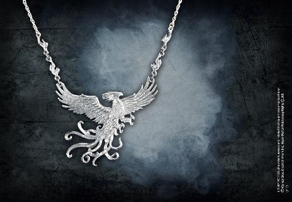 The Phoenix Pendant