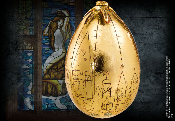 HP - Golden Egg Prop Replica