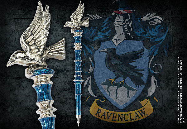 Bolígrafo - Ravenclaw  - Harry Potter