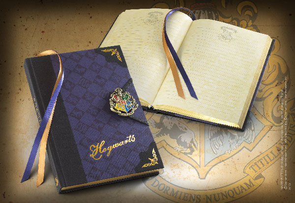 Diario - Hogwarts - Harry Potter