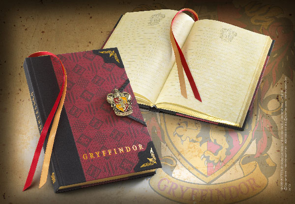 Diario - Gryffondor - Harry Potter