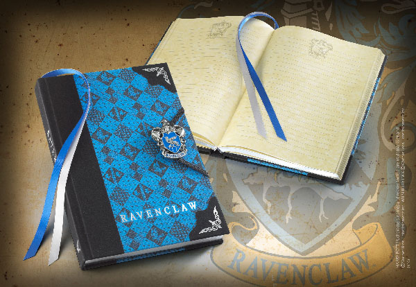 Diario - Ravenclaw - Harry Potter