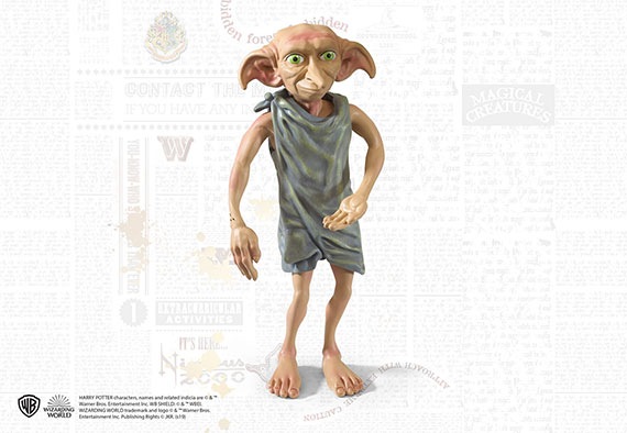 Bendable Dobby - Harry Potter