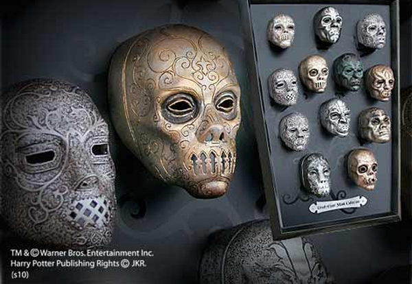 Death Eater Mask Collection