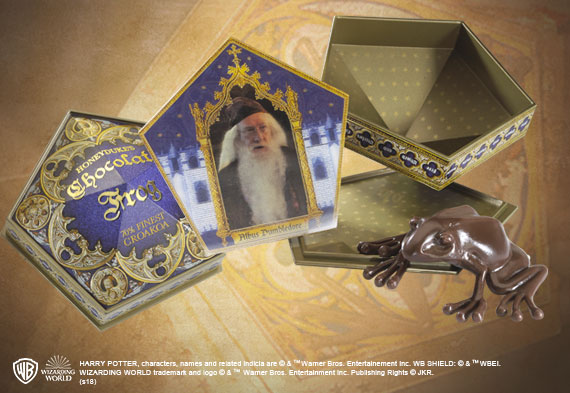 Replica de Chocorana - Harry Potter