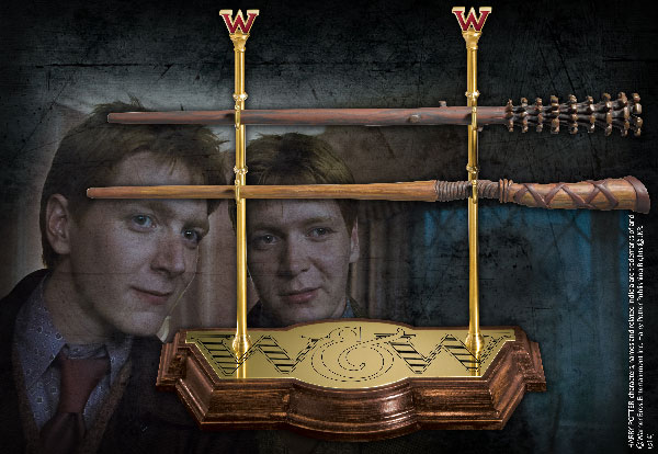 Weasley Wands Collection