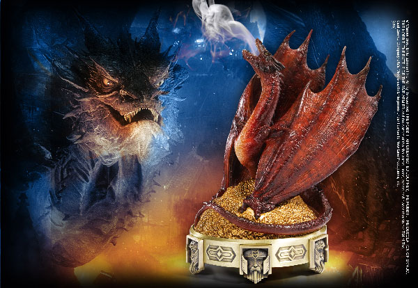Hobbit - Smaug Incense Burner