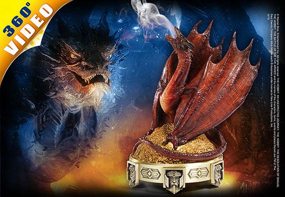 Hobbit - Brûleur d'encens Smaug