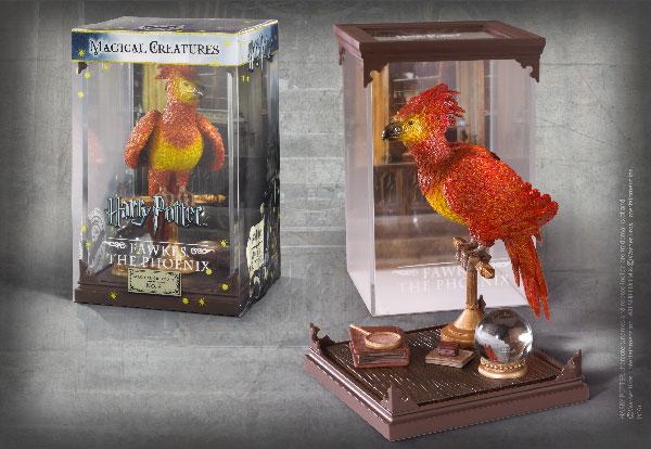 Créatures magiques - Fumseck le phénix - Figurines Harry Potter