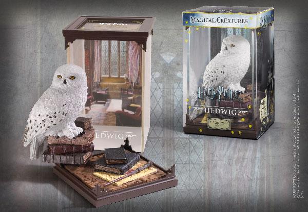 Créatures magiques - Hedwige - Figurines Harry Potter