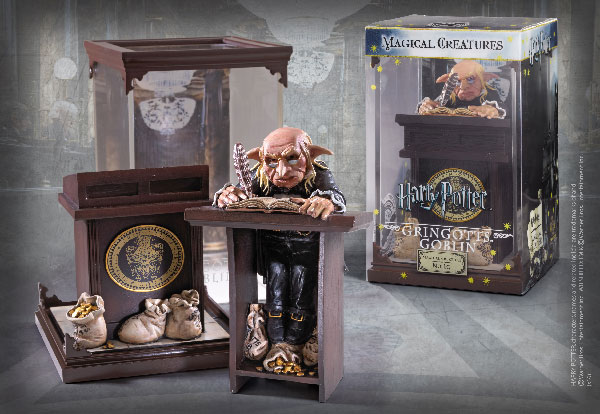 Magical Creatures - Gringotts Goblin