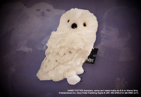 Hedwig Plush Miniature - Harry Potter