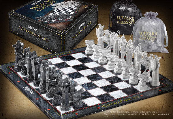 Wizard Chess Set - Harry Potter