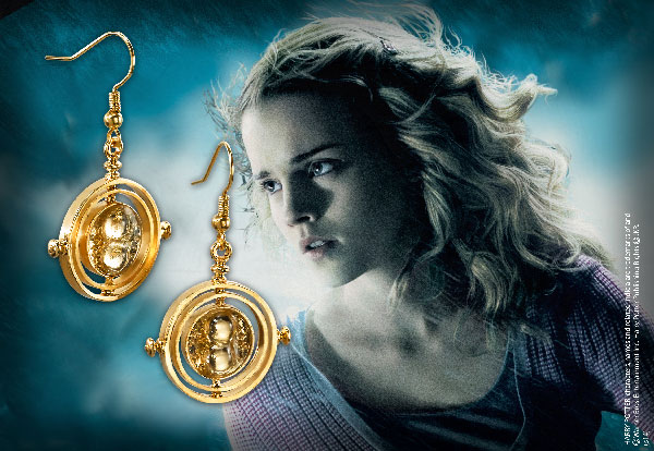 The Time-Turner Earrings