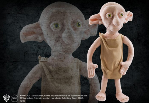 Dobby Small Plush - Harry Potter