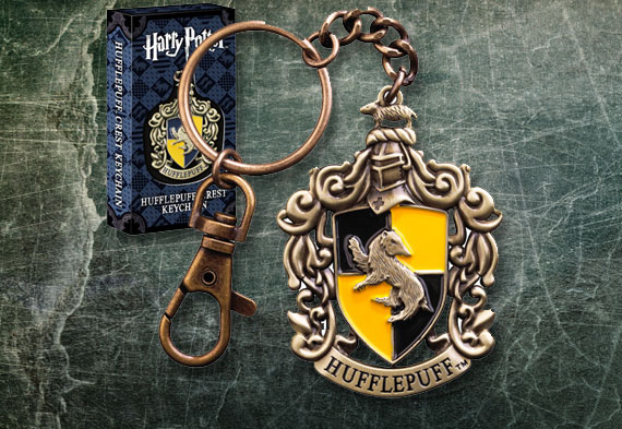 Harry Potter - Huffelpuff Keyring