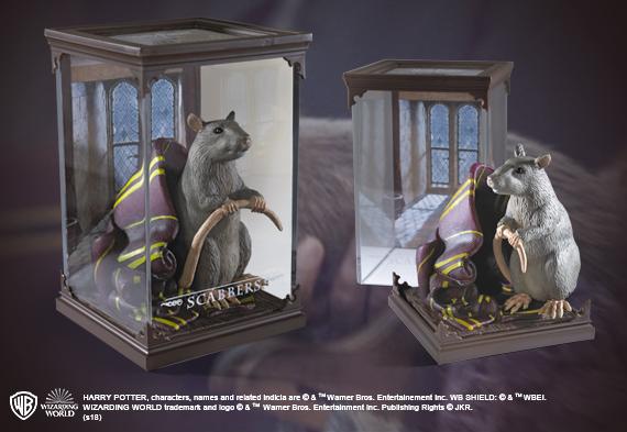 Criaturas mágicas - Scabbers