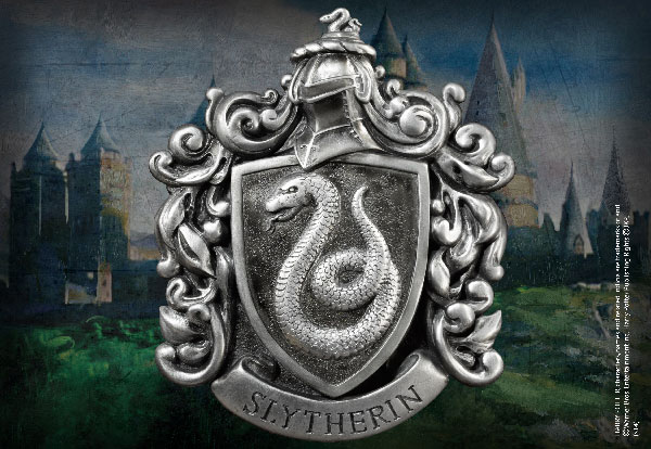 Slytherin House Crest - Harry Potter