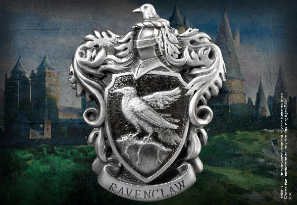 Ravenclaw House Crest - Harry Potter
