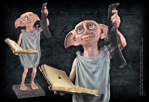 Dobby sculpt