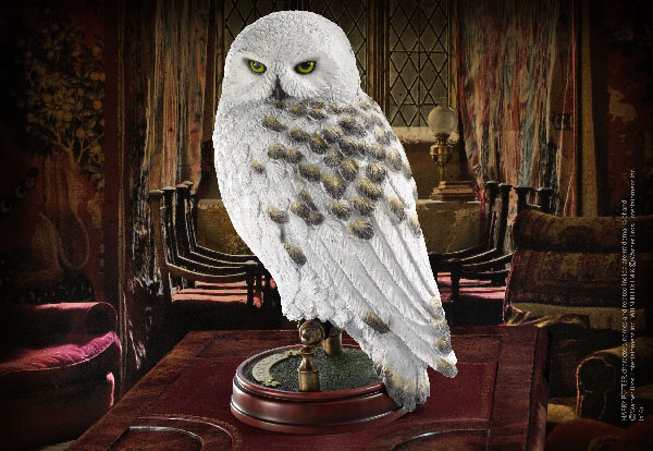 Sculpture Hedwig - Harry Potter
