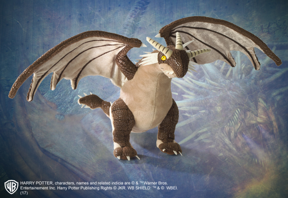 Hungarian Horntail Plush  - Harry Potter