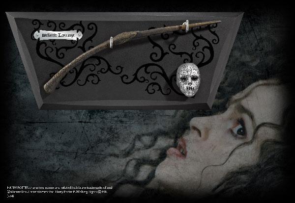 Varita mágica - Bellatrix Lestrange