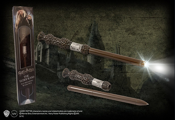 Albus Dumbledore Illuminating Wand Pen - Harry Potter