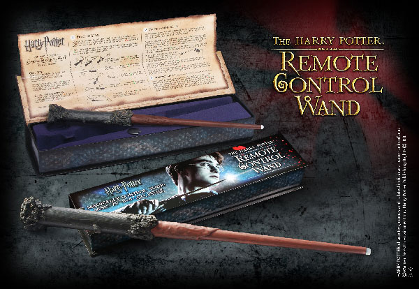 The Harry Potter Control Remote Wand