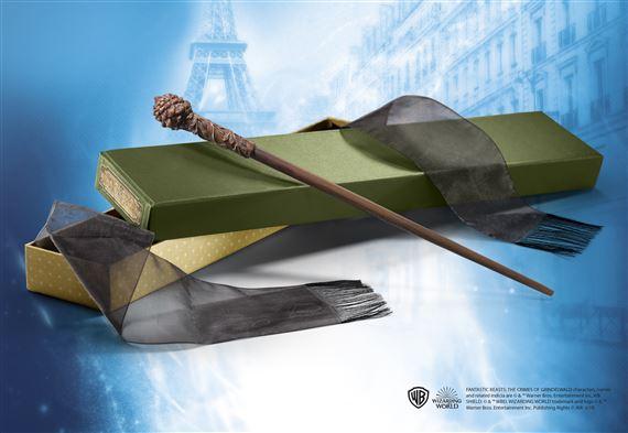 Baguette magique boîte Ollivander Bunty - Animaux Fantastiques