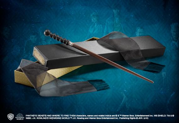 Abernathy's Wand - Fantastic Beasts