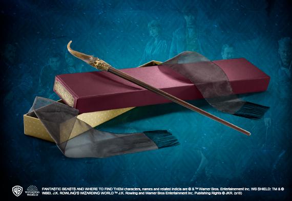 Nicolas Flamel's Wand - Fantastic Beasts