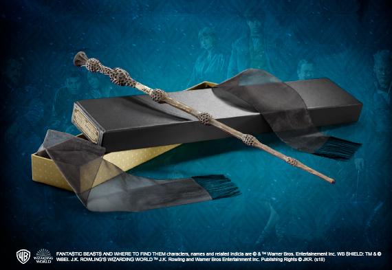 Gellert Grindelwald's Wand - Fantastic Beasts
