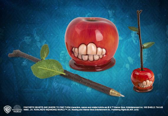 Pluma Manzana del Amor - Animales Fantásticos