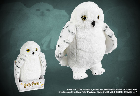 Hedwig Plush - Harry Potter