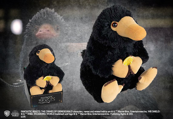 Niffler Plush - Fantastic Beasts