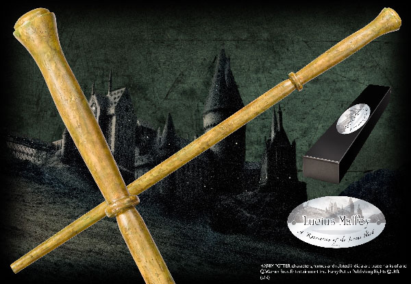 Lucius Malfoy's Wand