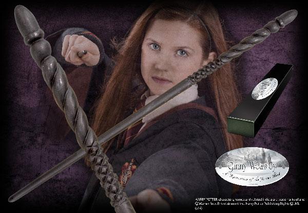 Baguette de Ginny Weasley