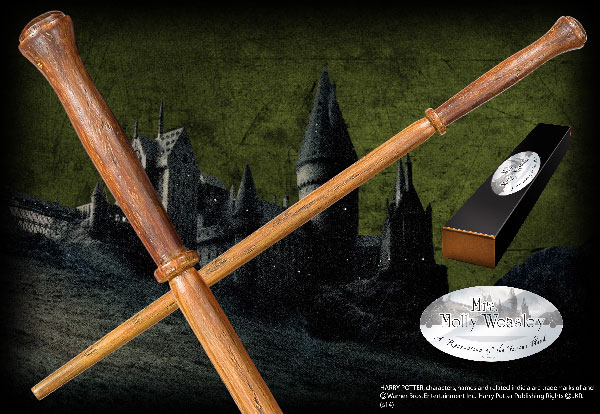 Mrs. Molly Weasley's Wand