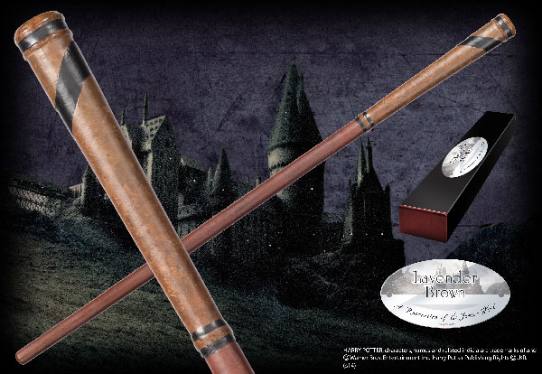 Lavendar Brown's Wand