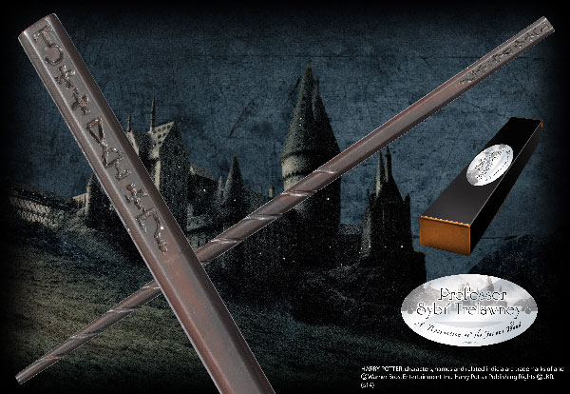 Varita mágica de Profesor Trelawney