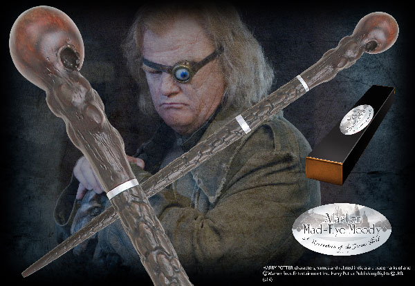 Alastor Mad-Eye Moody's Wand