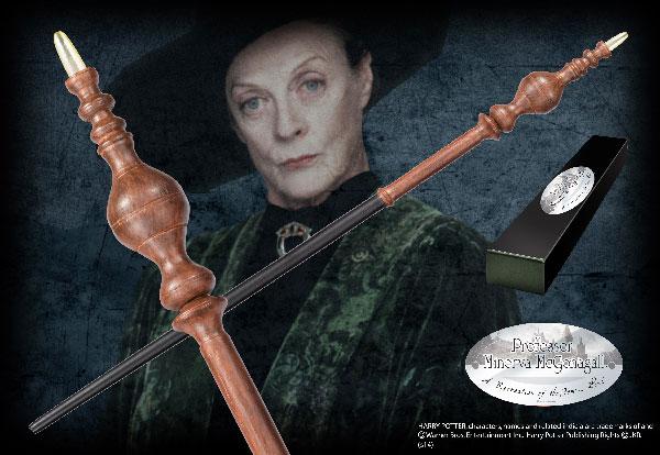 Professor Minerva McGonagall's Wand