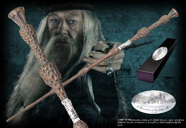 Baguette du Professeur Albus Dumbledore - Baguette de Sureau